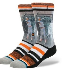 STANCE MBL Cal Riken Jr. Socks 431 Home Runs